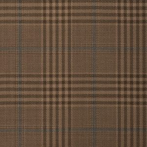 17018 – light brown with blue Over check