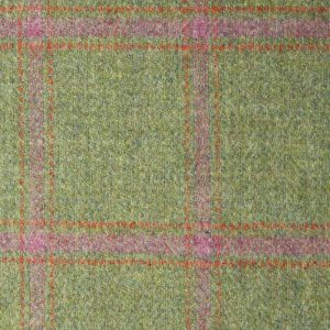19029 – green with pink and orange check